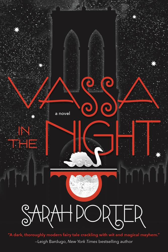 Vassa in the Night | Sarah Porter | Macmillan