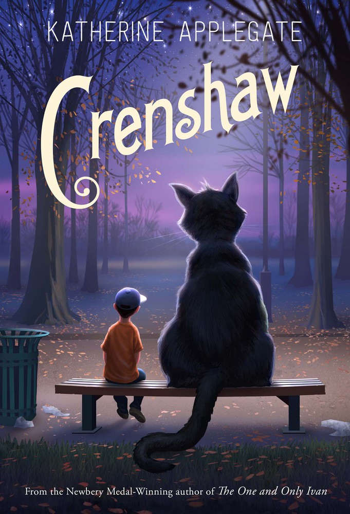 Image result for crenshaw book by katherine applegate