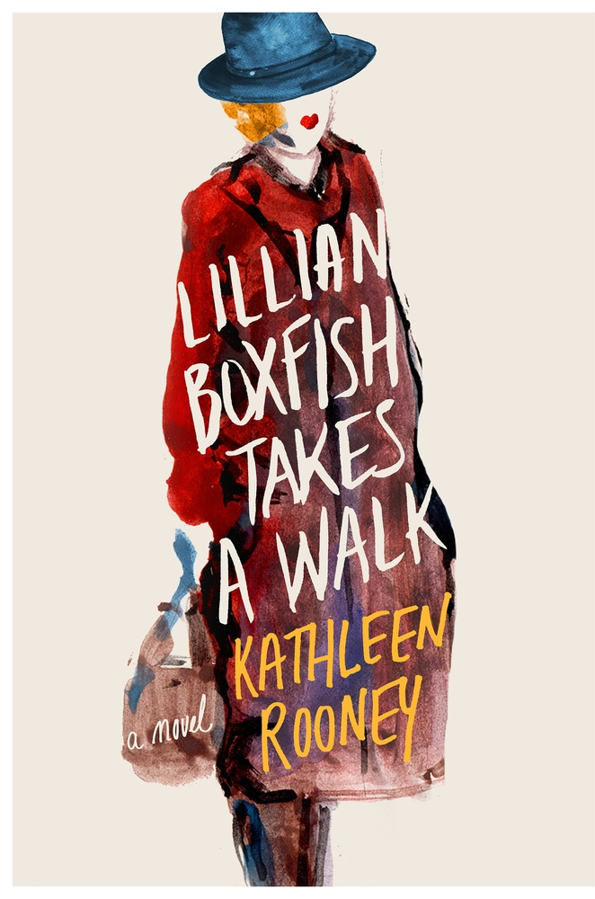 Image result for lillian boxfish takes a walk genre