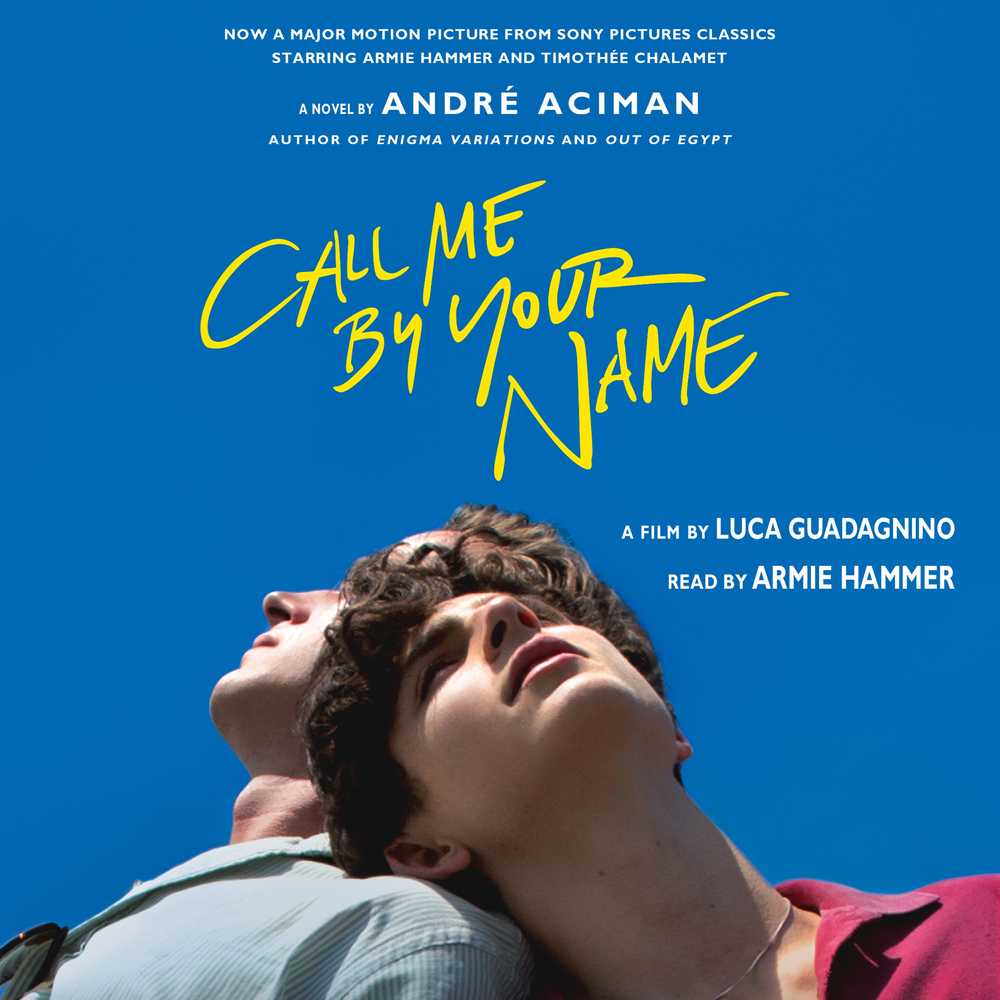 Call Me By Your Name Armie Hammer Macmillan