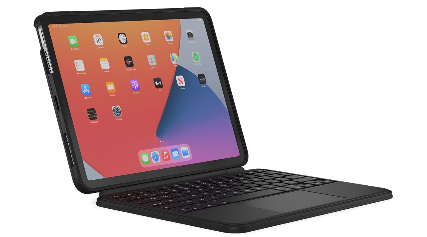 Brydge Debuts New Air MAX+ Keyboard With Trackpad for iPad Air and iPad Pro