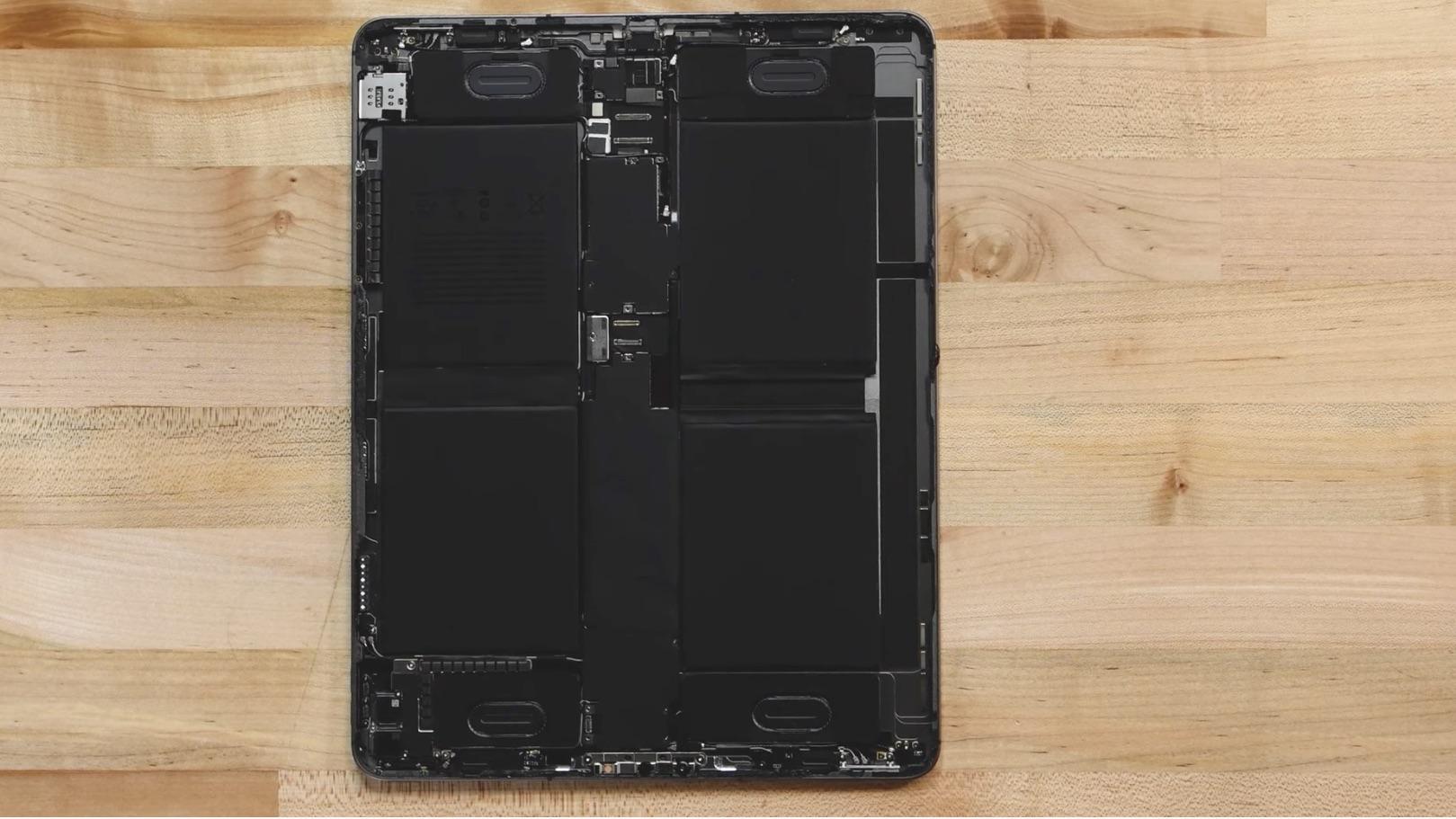 iFixit Digs Into M1 iPad Pro in New XDR Display Teardown