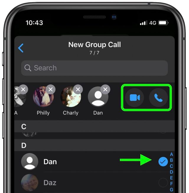 How to Group Video Chat With Up to Eight People in WhatsApp ...