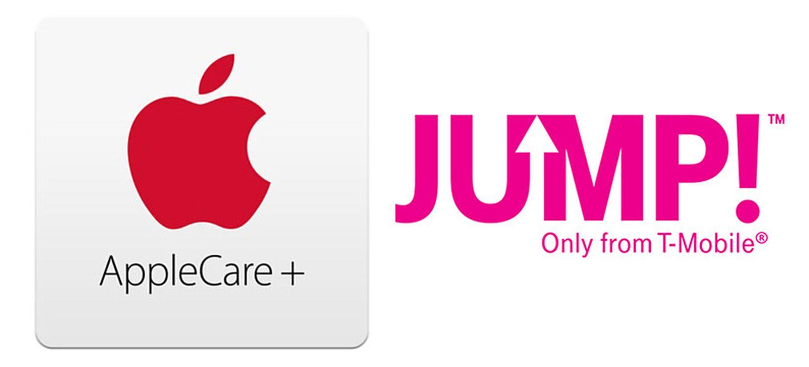 T Mobile S Jump Upgrade Program Now Includes Applecare Macrumors