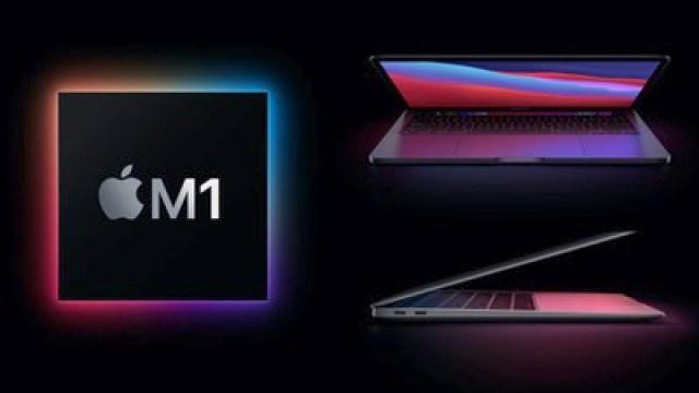 m1 чип macbook air pro