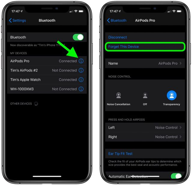 How to Reset AirPods and AirPods Pro - MacRumors