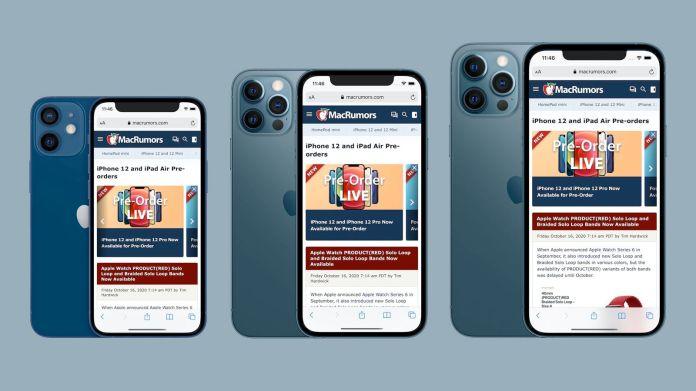 Iphone 12 Pro Vs Iphone 12 Pro Max Buyer S Guide Macrumors