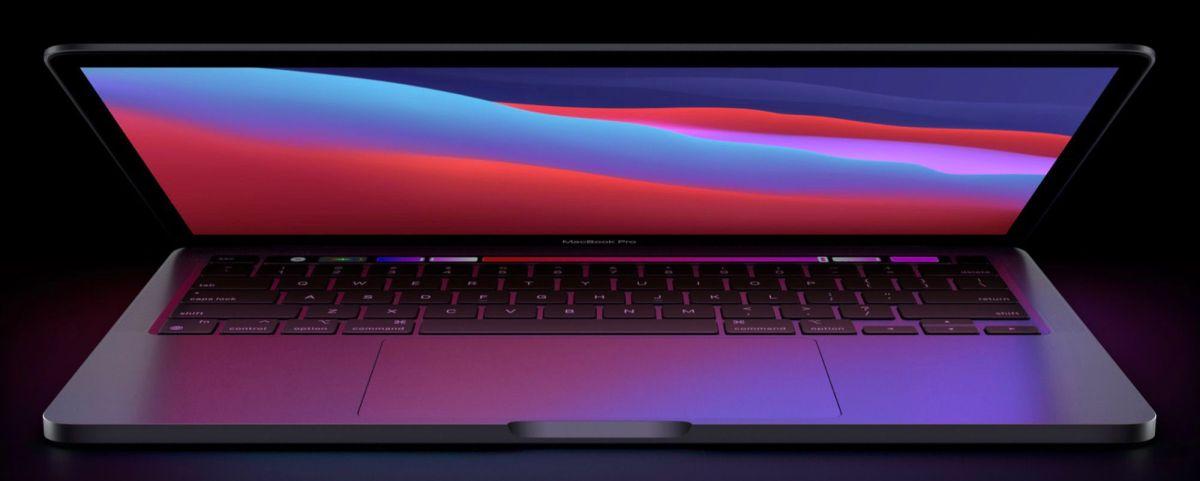Macbook Pro con chip M1