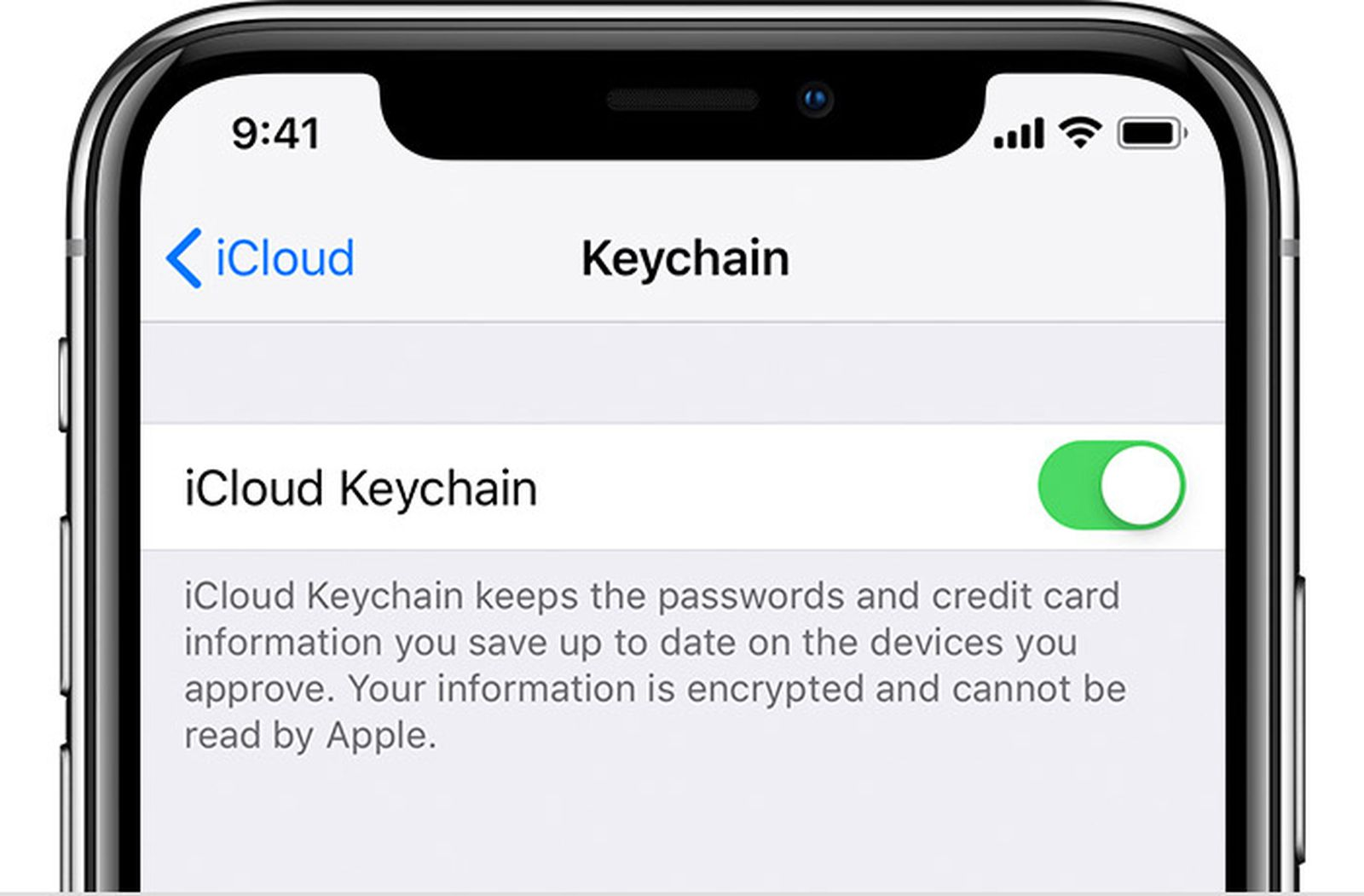 Image result for Apple icloud keychain - HD Images