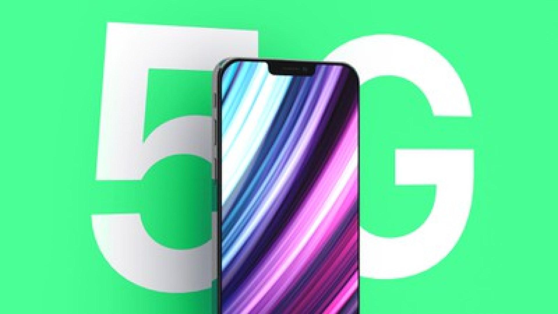 iPhone 12 5G màu Teal mới