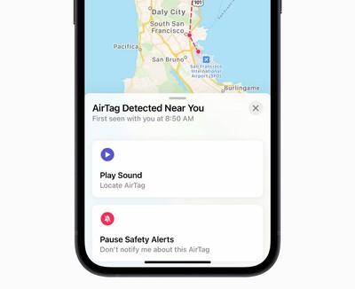 airtag privacy
