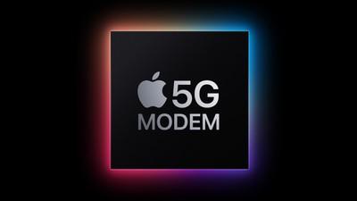 Apple 5G Modem Feature