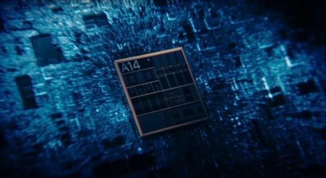 a14 бионический чип видео