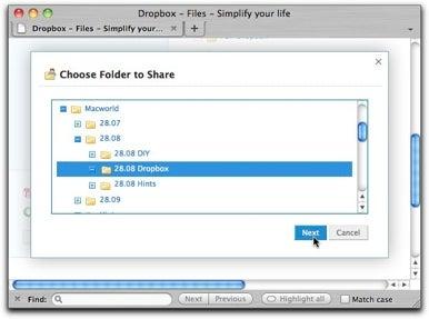 share public files
