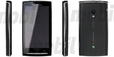 Rachael, Sony Ericsson's Android phone