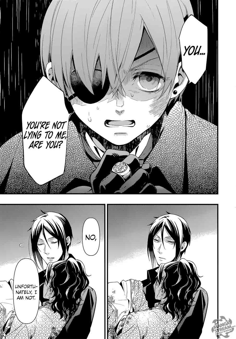 Kuroshitsuji Chapter 128 Page 16