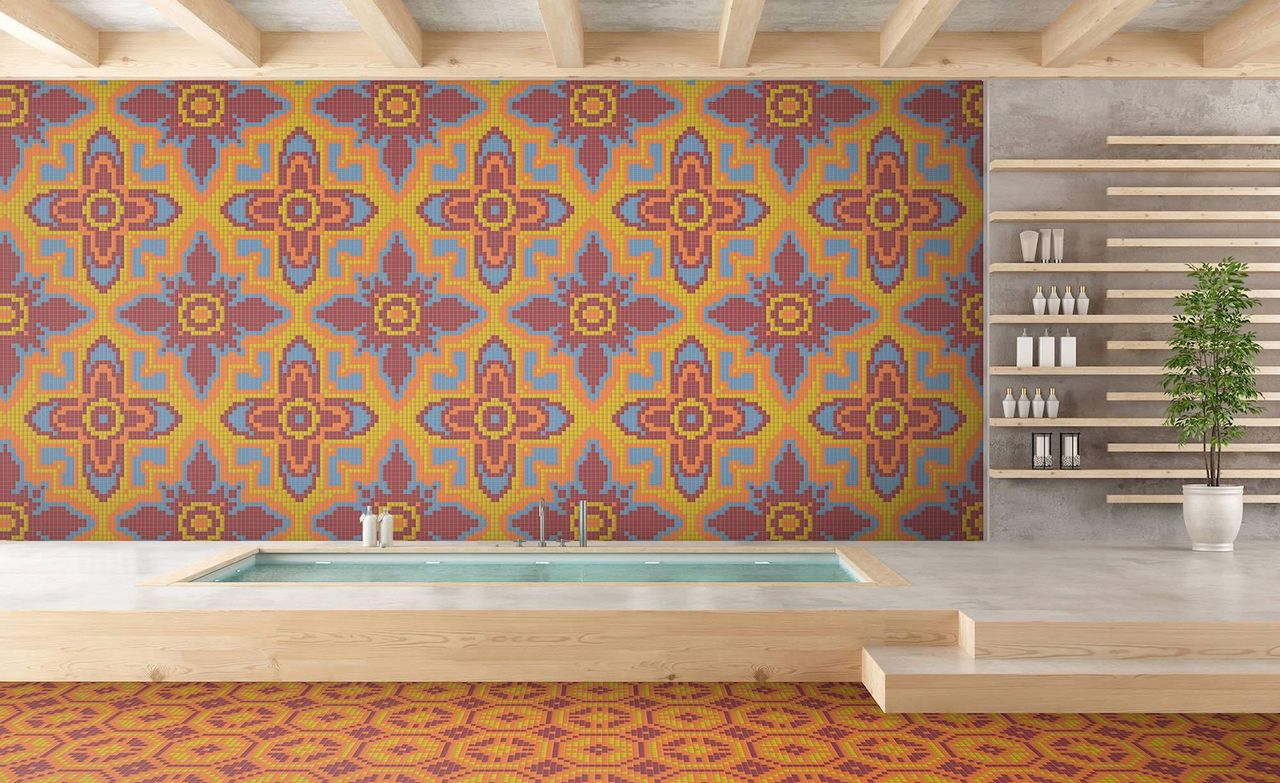 the magic of mosaic tiles mansion global