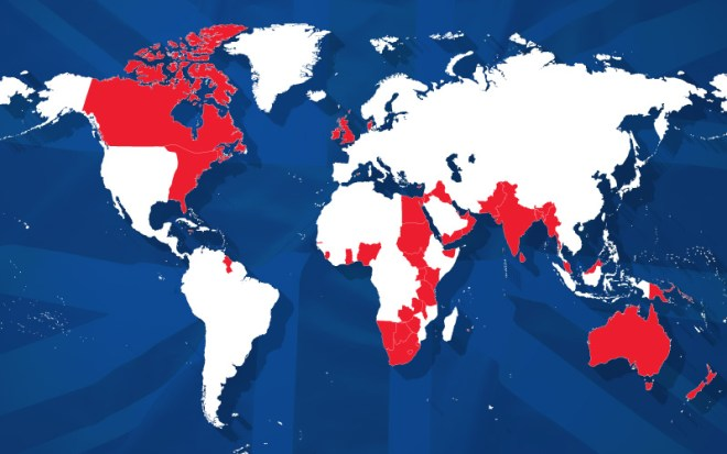 The British Empire was the Most Extensive Empire in World History.