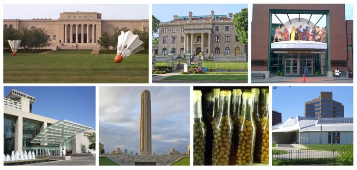 Kansas places to see