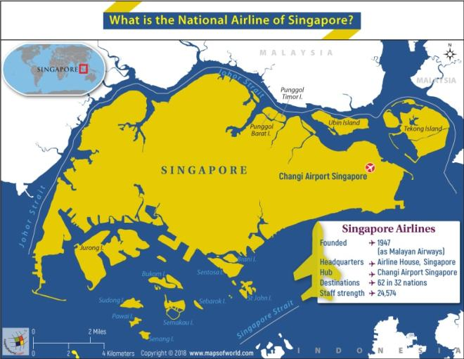 What is the National Airline of Singapore? - Answers