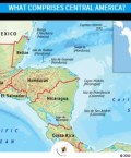 Thumbnail - What Comprises Central America?