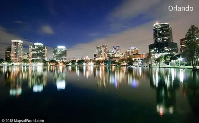 Orlando Landscape