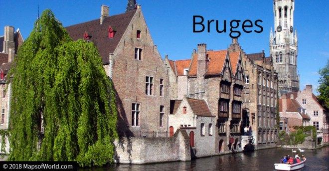 Bruges Landscape
