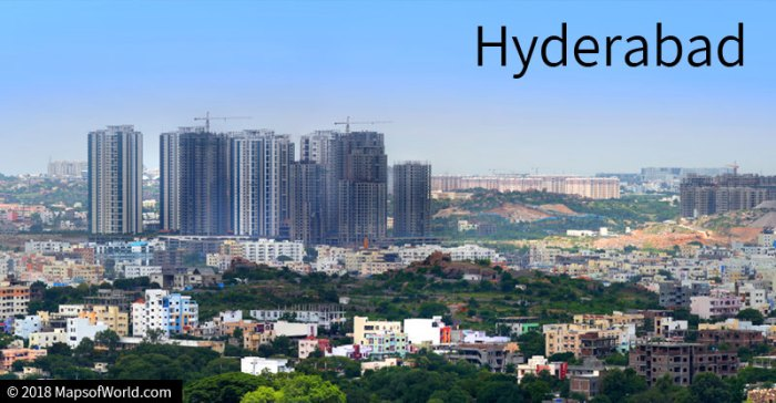 Hyderabad Landscape