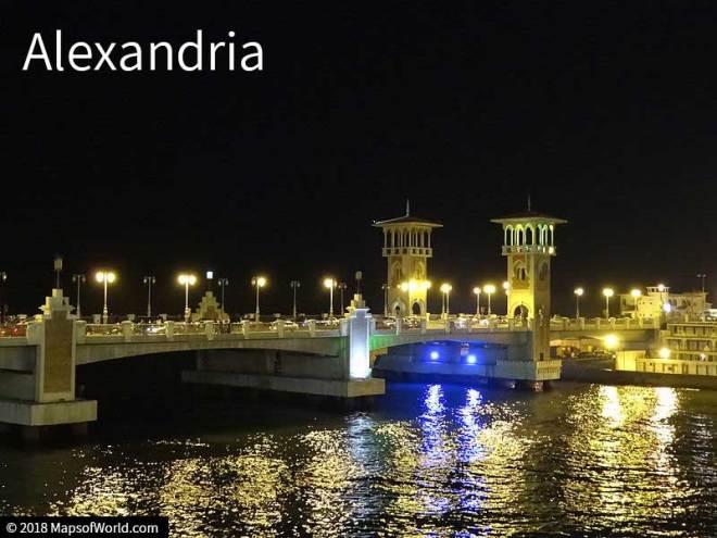 Alexandria Landscape