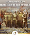 The Turkish War of Independence took place in 1919