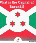 What is the Capital of Burundi?