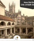 The City of Bath was Declared a World Heritage Site by the UNESCO in 1987
