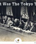 The Trial was Held at Tokyo, in the War Ministry Office