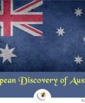 European Discovery of Australia
