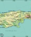 Jamaica - A Caribbean Island Country