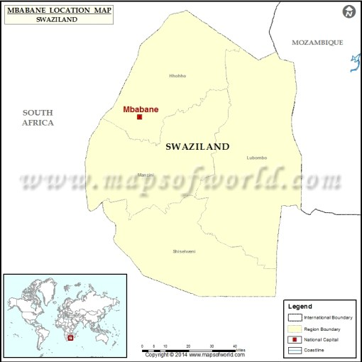 Full HD MAPS Locations - Another World » swaziland location map ...