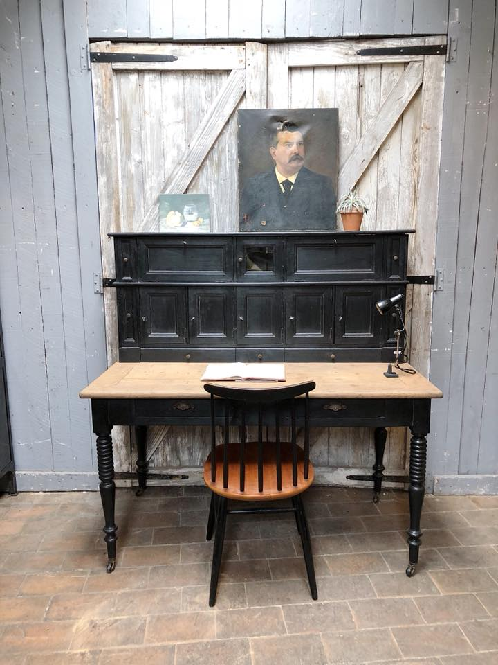 bureau de metier napoleon iii