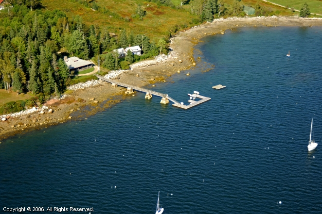 Center Harbor Yacht Club In Brooklin Maine United States