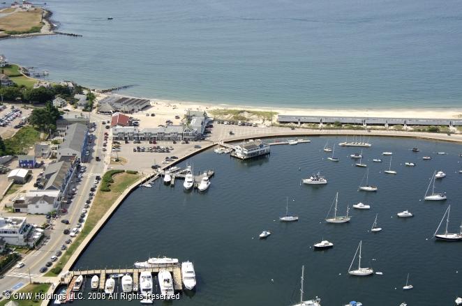 Watch Hill Yacht Club In Westerly Rhode Island United States