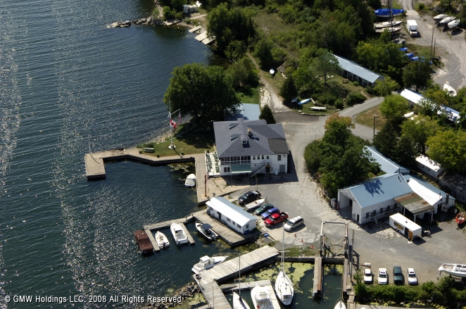 Crescent Yacht Club In Chaumont New York United States