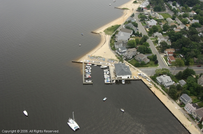 Ocean Gate Yacht Club In Ocean Gate New Jersey United States