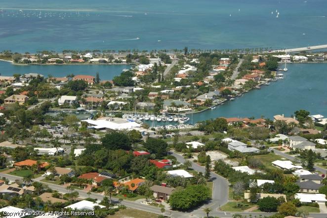 Bird Key Yacht Club In Sarasota Florida United States