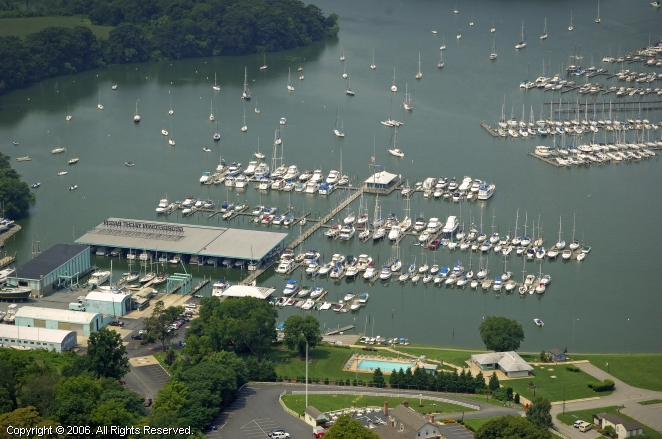 Georgetown Yacht Basin In Georgetown Maryland United States