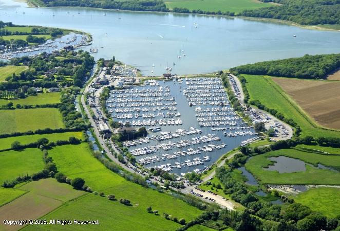 Chichester Yacht Club In Chichester West Sussex England