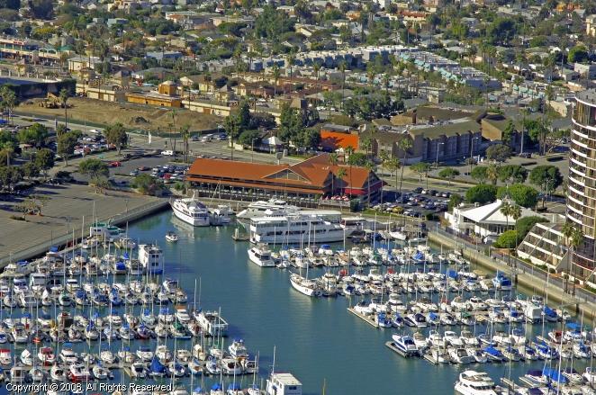 Fantasea Yacht Club In Marina Del Rey California United