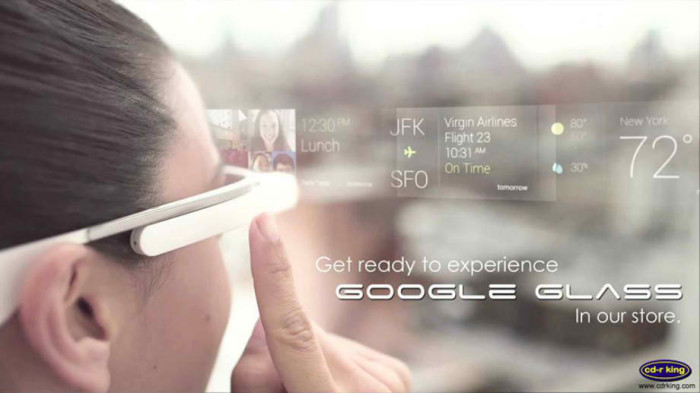 CDR-King Google Glass
