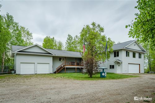 Photo of 7880 E Cottrell-Campus Drive, Palmer, AK 99645 (MLS # 20-14326)