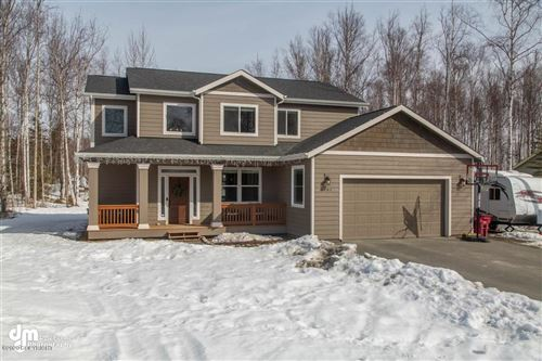 Photo of 6961 S Frontier Drive, Wasilla, AK 99623 (MLS # 20-4418)