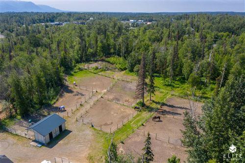 Photo of 9500 E Horse Play Circle, Palmer, AK 99645 (MLS # 19-10763)
