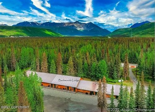 Photo of MP 133.7 Denali Highway, Cantwell, AK 99729 (MLS # 21-9884)
